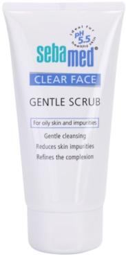 Sebamed Clear Face делікатний пілінг для шкіри
