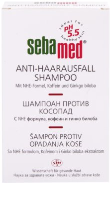Sebamed Hair Care šampon proti izpadanju las 2