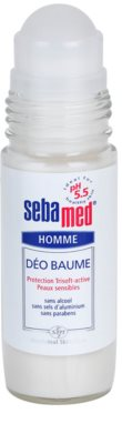Sebamed For Men Roll-on Balsam für empfindliche Oberhaut 1