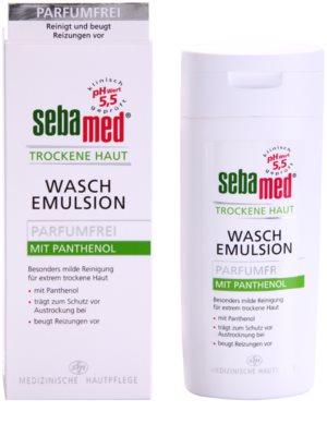 Sebamed Panthenol Waschemulsion Nicht parfümiert 1
