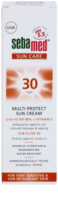 Sebamed Sun Care napozó krém SPF 30 2