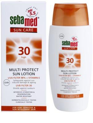 Sebamed Sun Care opalovací mléko SPF 30 1