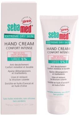 Sebamed Extreme Dry Skin zklidňující krém na ruce 1
