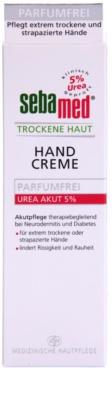 Sebamed Extreme Dry Skin crema de manos calmante sin perfume 2