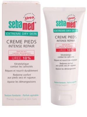 Sebamed Extreme Dry Skin регенериращ крем за крака 1