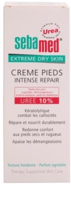 Sebamed Extreme Dry Skin регенериращ крем за крака 2