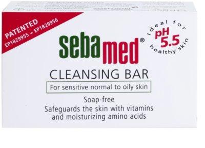Sebamed Wash syndet pentru sensibil , normal la ten gras 2