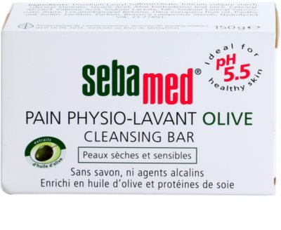 Sebamed Wash Reiniger mit  Olivenöl 2