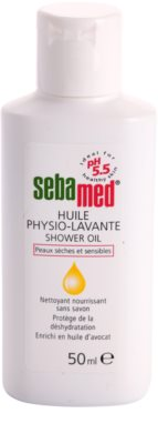 Sebamed Wash óleo de duche para peles secas e sensíveis