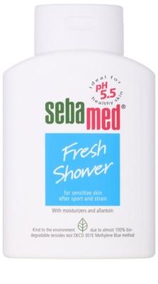 Sebamed Wash felfrissítő tusfürdő gél