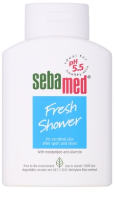 Sebamed Wash освіжаючий гель для душа