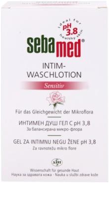 Sebamed Wash emulzija za intimno higieno pH 3,8 2