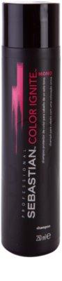 Sebastian Professional Color Ignite Mono Champô para cabelos com um único tom