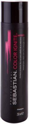 Sebastian Professional Color Ignite Mono Shampoo für einfarbig gefärbte Haare