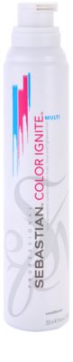 Sebastian Professional Color Ignite Multi balsam pentru par vopsit, decolorat și tratat chimic 1
