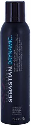 Sebastian Professional Form сухий шампунь для всіх типів волосся