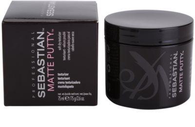 Sebastian Professional Form nežna pudrasta pasta za mat videz 1