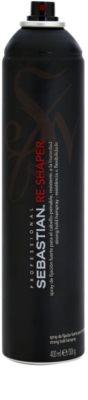 Sebastian Professional Styling laca de cabelo fixação forte 1