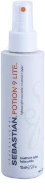 Sebastian Professional Styling Pflege für dünnes, gestresstes Haar