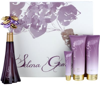 Selena Gomez Selena Gomez set cadou