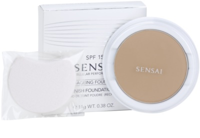 Sensai Cellular Performance Foundations protivráskový kompaktní pudr náhradní náplň 1