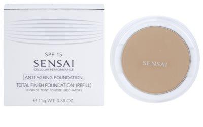 Sensai Cellular Performance Foundations protivráskový kompaktní pudr náhradní náplň 2