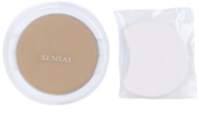 Sensai Cellular Performance Foundations pudra compacta anti-imbatranire rezerva