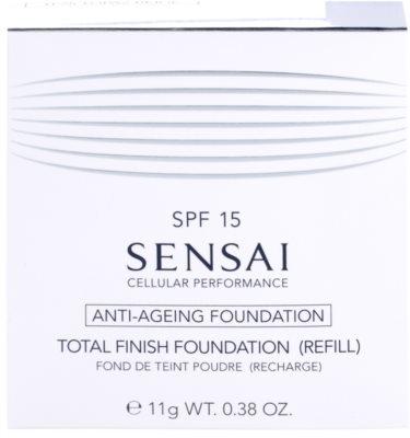 Sensai Cellular Performance Foundations Anti-Aging Kompaktpuder Ersatzfüllung 4
