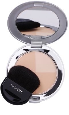 Sensai Cellular Performance Foundations polvos compactos multicolor 1