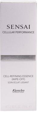 Sensai Cellular Performance Standard esencia exfoliante para renovación celular de la piel 2
