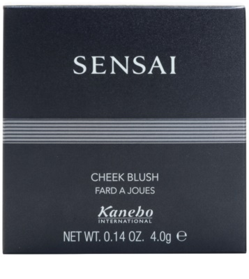 Sensai Cheek Blush Puder-Rouge 4