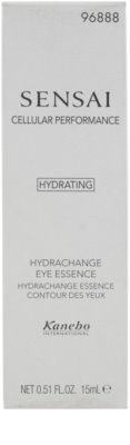 Sensai Cellular Performance Hydrating gel de olhos hidratante 3