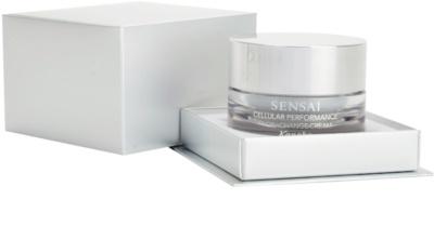Sensai Cellular Performance Hydrating gel crema hidratant fata 2