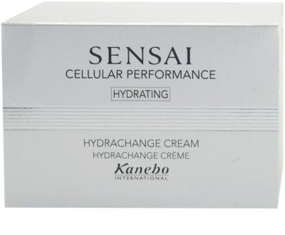 Sensai Cellular Performance Hydrating gel crema hidratant fata 4