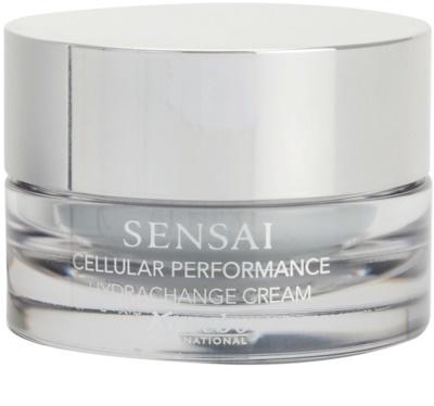 Sensai Cellular Performance Hydrating crema hidratante con textura de gel para el rostro