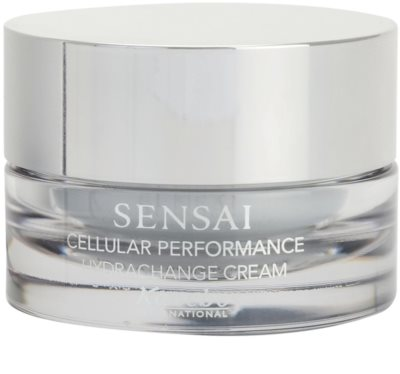 Sensai Cellular Performance Hydrating gel crema hidratant fata