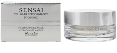 Sensai Cellular Performance Hydrating mascarilla facial hidratante 1