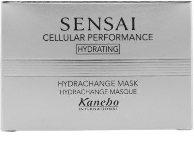 Sensai Cellular Performance Hydrating feuchtigkeitsspendende Gesichtsmaske 2