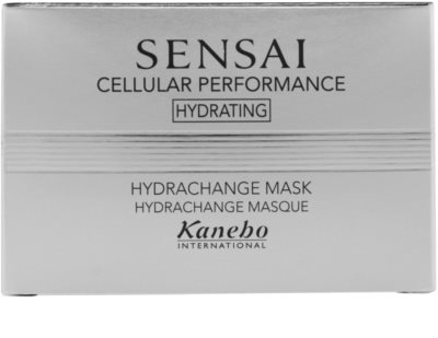 Sensai Cellular Performance Hydrating зволожуюча маска 2