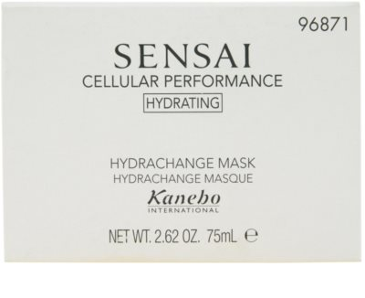 Sensai Cellular Performance Hydrating mascarilla facial hidratante 3