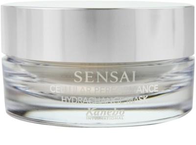Sensai Cellular Performance Hydrating hidratáló arcmaszk