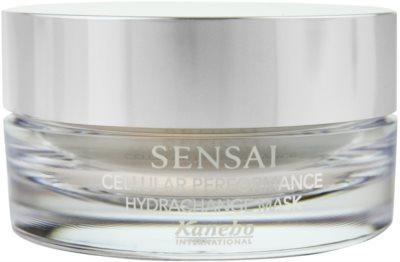 Sensai Cellular Performance Hydrating vlažilna maska za obraz
