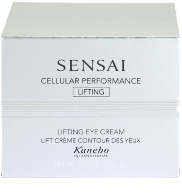 Sensai Cellular Performance Lifting Lifting-Augencreme 3