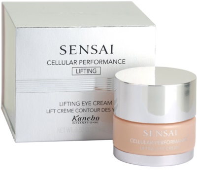 Sensai Cellular Performance Lifting Lifting-Augencreme 4