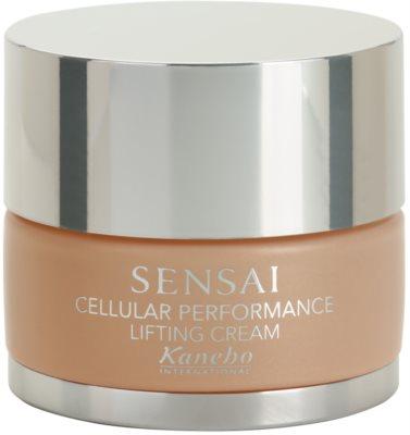 Sensai Cellular Performance Lifting crema de día con efecto lifting antiarrugas