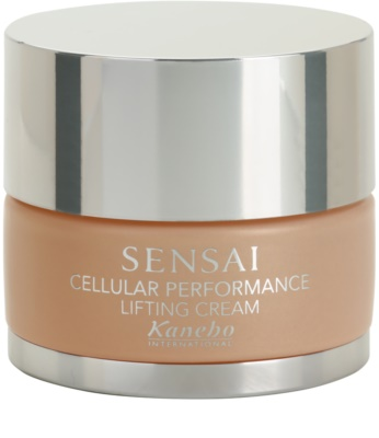 Sensai Cellular Performance Lifting creme de dia lifting antirrugas
