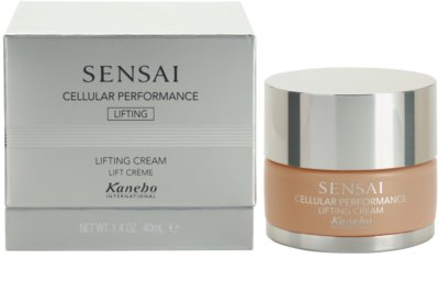 Sensai Cellular Performance Lifting creme de dia lifting antirrugas 3