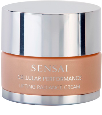Sensai Cellular Performance Lifting aufhellende Crem mit Lifting-Effekt