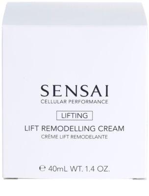 Sensai Cellular Performance Lifting krem modelujący na dzień z efektem liftingującym 3