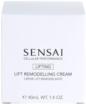 Sensai Cellular Performance Lifting Remodellierende Tagescreme mit Lifting-Effekt 3